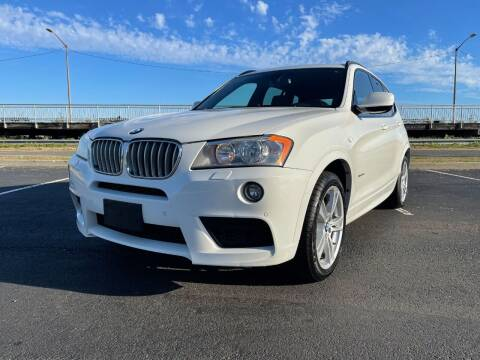 2014 BMW X3 for sale at US Auto Network in Staten Island NY