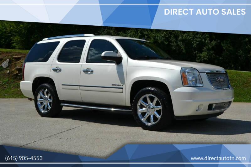 2011 GMC Yukon for sale at Direct Auto Sales in Franklin TN