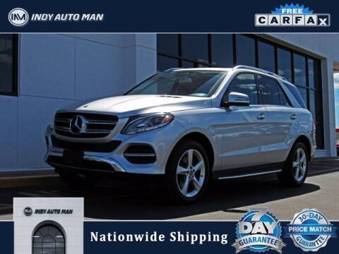 2018 Mercedes-Benz GLE for sale at INDY AUTO MAN in Indianapolis IN