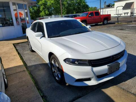 2016 Dodge Charger for sale at Dependable Auto Sales in Montgomery AL