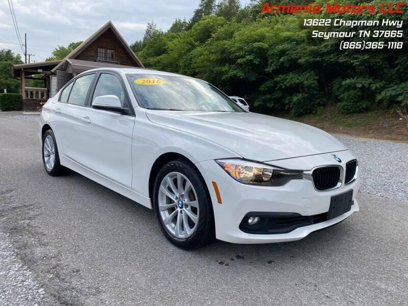 2016 BMW 3 Series for sale at Armenia Motors in Seymour TN