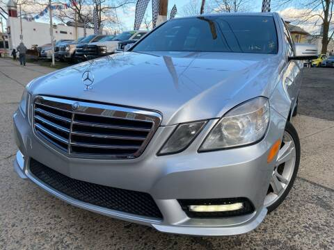2012 Mercedes-Benz E-Class for sale at Best Cars R Us in Plainfield NJ