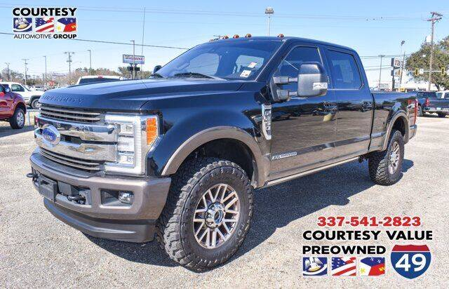 2017 Ford F-250 Super Duty for sale at Courtesy Value Pre-Owned I-49 in Lafayette LA