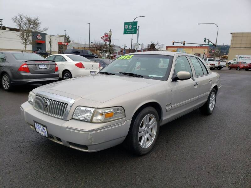 2009 Mercury Grand Marquis for sale at Aberdeen Auto Sales in Aberdeen WA