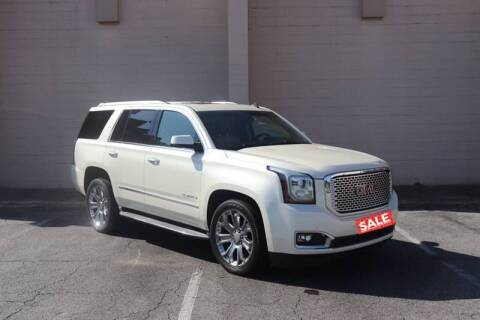 2015 GMC Yukon for sale at El Patron Trucks in Norcross GA