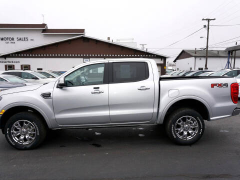 2019 Ford Ranger for sale at Moser Motors Of Portland in Portland IN