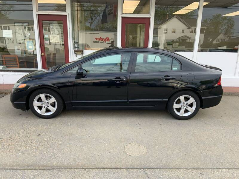 2008 Honda Civic for sale at O'Connell Motors in Framingham MA