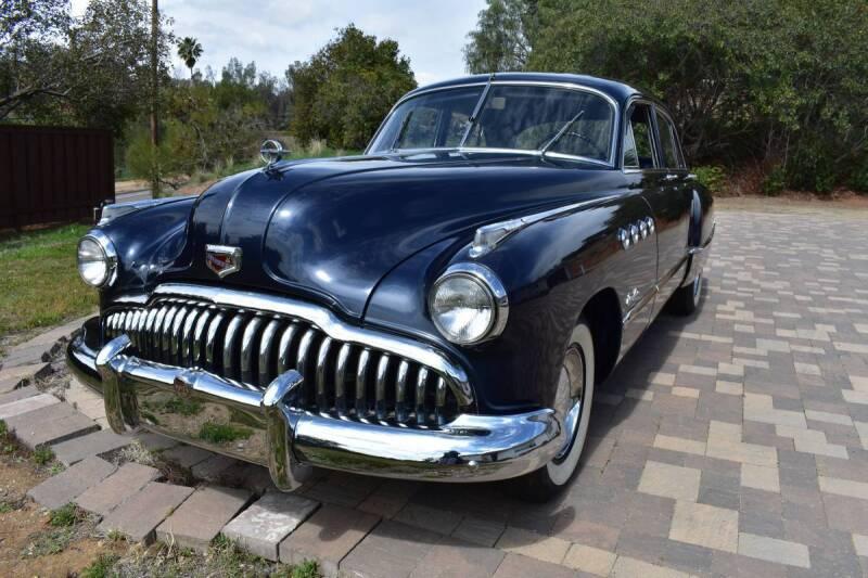 1949 Buick Roadmaster for sale in San Luis Obispo, CA