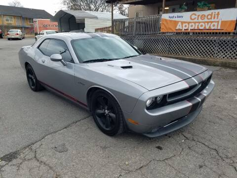 2014 Dodge Challenger for sale at EASTSIDE AUTOMOTIVE LLC in Nashville TN