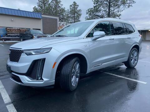 2020 Cadillac XT6 for sale at Exelon Auto Sales in Auburn WA