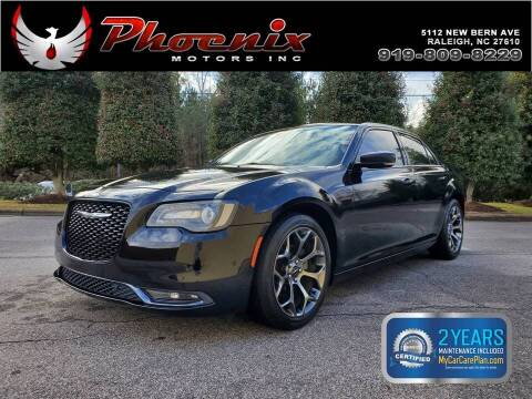 2015 Chrysler 300 for sale at Phoenix Motors Inc in Raleigh NC