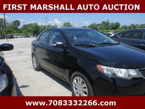2010 Kia Forte for sale at First Marshall Auto Auction in Harvey IL