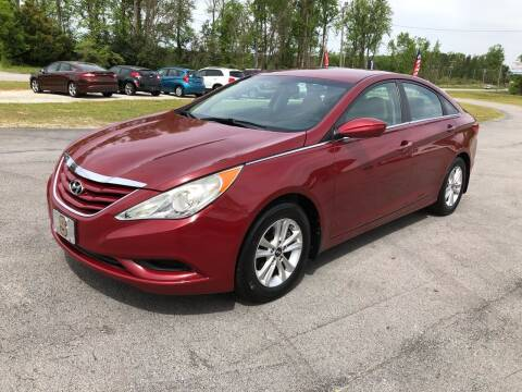 2011 Hyundai Sonata for sale at IH Auto Sales in Jacksonville NC