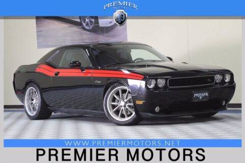 2012 Dodge Challenger for sale at Premier Motors in Hayward CA