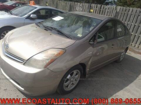 2007 Toyota Prius for sale at East Coast Auto Source Inc. in Bedford VA