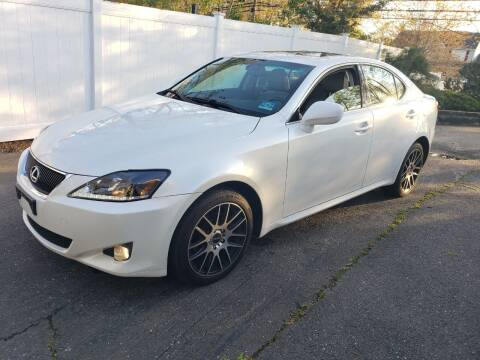 2008 Lexus IS 250 for sale at CRS 1 LLC in Lakewood NJ