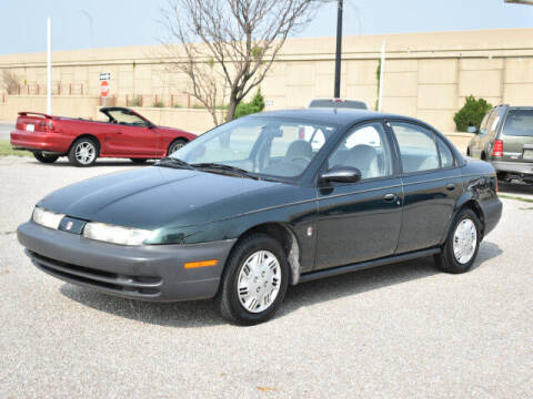 1998 Saturn S-Series for sale at Dave Johnson Sales in Wichita KS