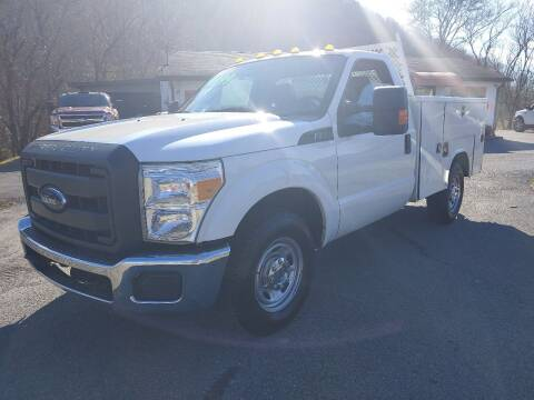 2016 Ford F-250 Super Duty for sale at Kerwin's Volunteer Motors in Bristol TN