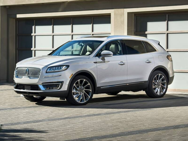 2020 Lincoln Nautilus for sale in Salem, OH