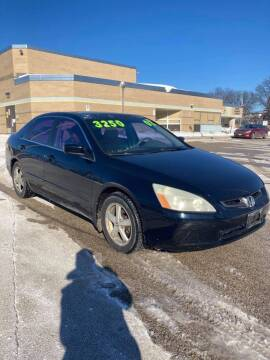 2003 Honda Accord for sale at Square Business Automotive in Milwaukee WI