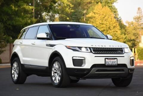 2017 Land Rover Range Rover Evoque for sale at Galaxy Autosport in Sacramento CA