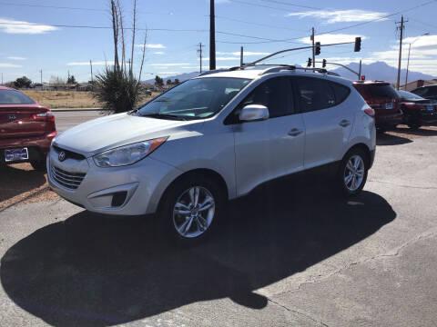 2011 Hyundai Tucson for sale at SPEND-LESS AUTO in Kingman AZ