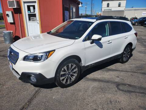 2017 Subaru Outback for sale at Curtis Auto Sales LLC in Orem UT