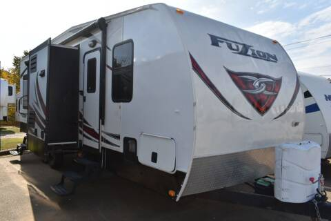 2014 Keystone Fuzion FZ301 for sale at Buy Here Pay Here RV in Burleson TX