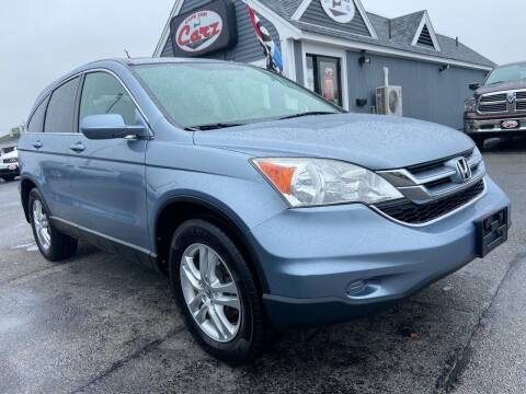 2010 Honda CR-V for sale at Cape Cod Carz in Hyannis MA