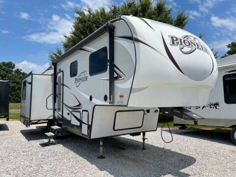 2018 Heartland Pioneer for sale at Champion Motorcars in Springdale AR