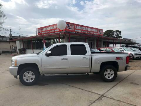 2011 Chevrolet Silverado 1500 for sale at LA Auto Sales in Monroe LA