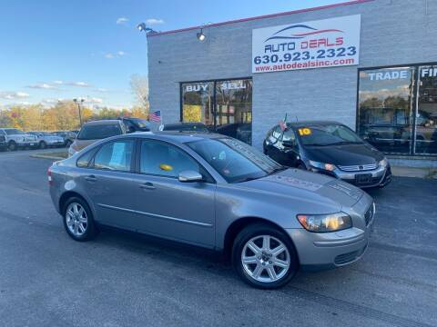 2006 Volvo S40 for sale at Auto Deals in Roselle IL