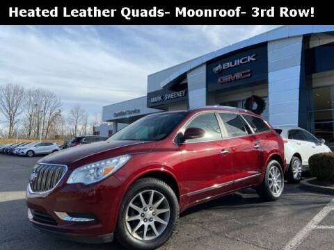 2016 Buick Enclave for sale at Mark Sweeney Buick GMC in Cincinnati OH