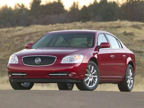 2006 Buick Lucerne for sale at Danhof Motors in Manhattan MT