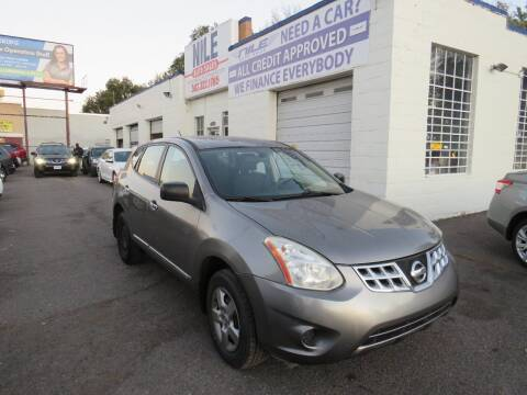 2011 Nissan Rogue for sale at Nile Auto Sales in Denver CO