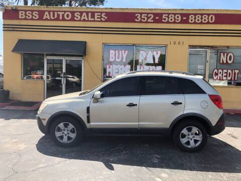 2014 Chevrolet Captiva Sport for sale at BSS AUTO SALES INC in Eustis FL
