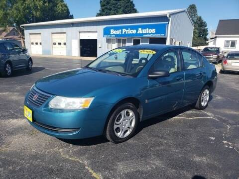 2005 Saturn Ion for sale at Best Price Autos in Two Rivers WI