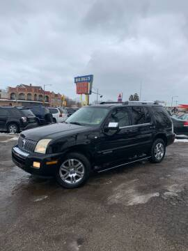 2008 Mercury Mountaineer for sale at Big Bills in Milwaukee WI