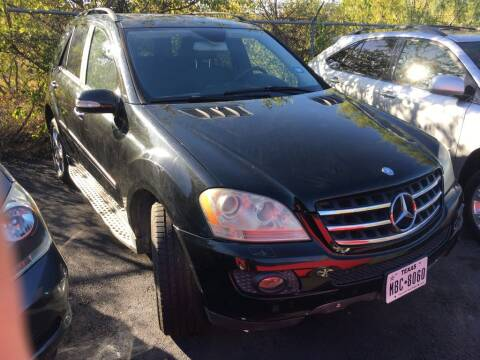 2006 Mercedes-Benz M-Class for sale at Carzready in San Antonio TX