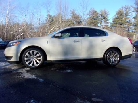 2014 Lincoln MKS for sale at Mark's Discount Truck & Auto Sales in Londonderry NH