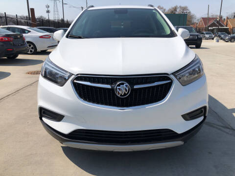 2017 Buick Encore for sale at Julian Auto Sales, Inc. in Warren MI