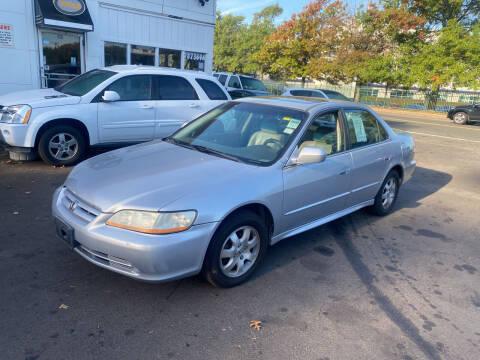 2002 Honda Accord for sale at Vuolo Auto Sales in North Haven CT