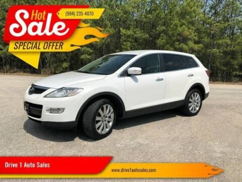 2008 Mazda CX-9 for sale at Drive 1 Auto Sales in Wake Forest NC