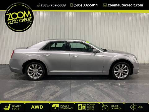 2017 Chrysler 300 for sale at ZoomAutoCredit.com in Elba NY