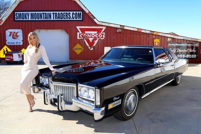 1972 Cadillac Eldorado for sale in Maryville, TN