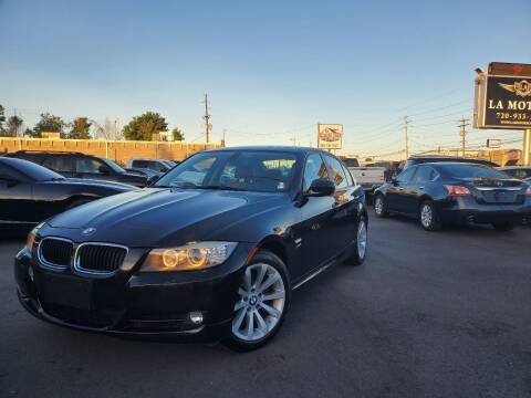 2011 BMW 3 Series for sale at LA Motors LLC in Denver CO
