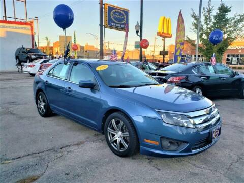 2010 Ford Fusion for sale at AutoBank in Chicago IL