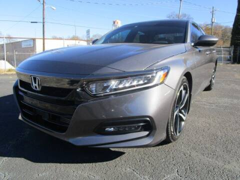 2018 Honda Accord for sale at Lewis Page Auto Brokers in Gainesville GA