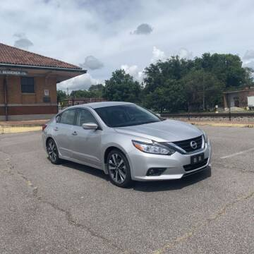 2016 Nissan Altima for sale at FIRST CLASS AUTO SALES in Bessemer AL