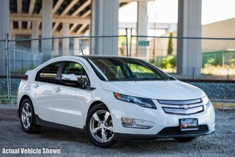 2012 Chevrolet Volt for sale at Friesen Motorsports in Tacoma WA